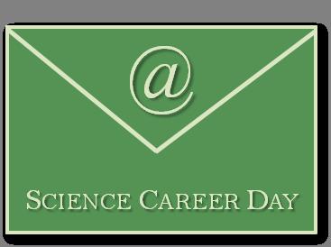 Nehmen Sie mit uns Kontakt auf: info@science-careerday.de